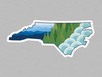 North Carolina Regions