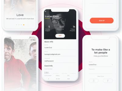 Pray App Redesign