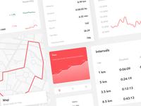 Running App - Components