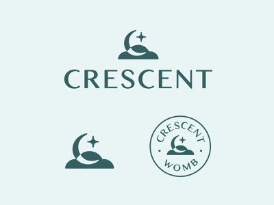 Newborn Branding Updates dreamy icon logomark logo packaging branding kids children