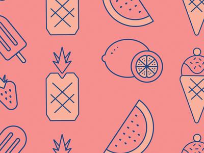 Summer x Pattern