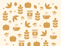 Cozy Fall Pattern