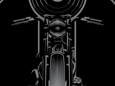 Wip bike illustrator wip illustration motorcycle