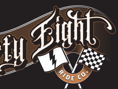 Thirty Eight Ride Co. thirty eight illustrator ride