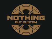 Nothing But Custom Logo