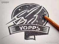 YOPPS' stamp