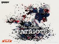 Super Bowl XLIX - New England Patriots