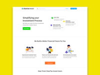 Cleartax - save homepage