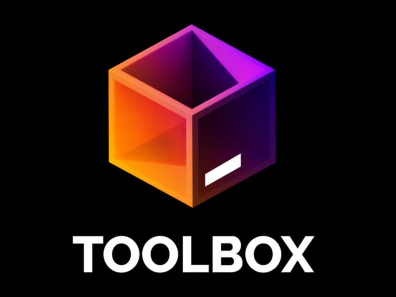 JetBrains Toolbox Homage by David Long on Dribbble