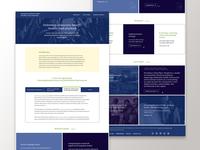 Landing Page Mockup