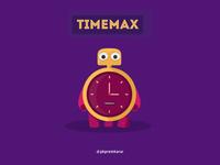 TimeMax Watch concept