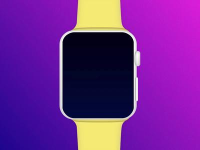 i Watch - Call UI