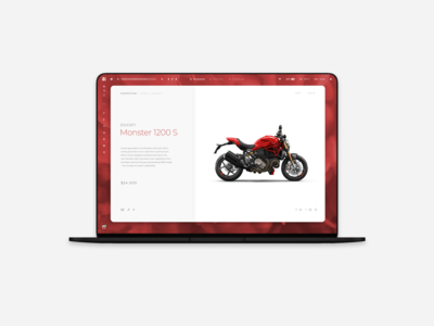 Perpetum Moto Online Showroom & Shop