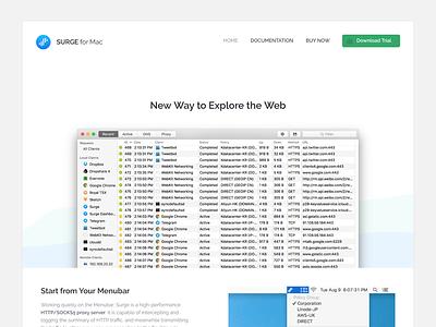 Surge Website mac website surge