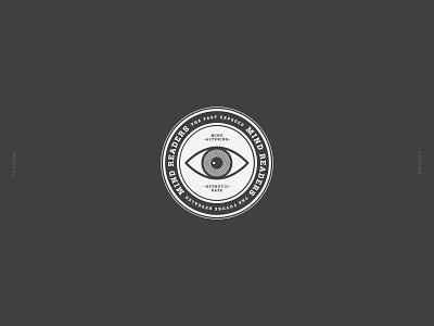 Mind Readers branding vector identity logo