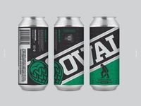 Oval Craft Brewing / Rock Eater