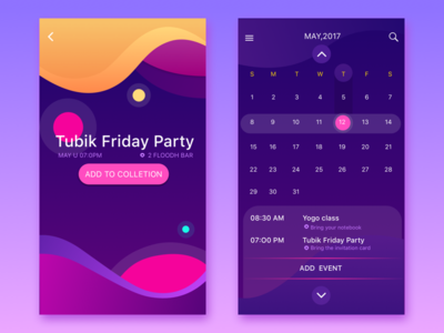 how to add facebook events to samsung calendar