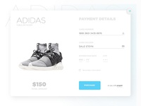 Dailyui Credit Checkout