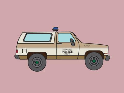 Hoppers Truck