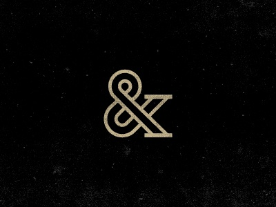 Happy Accident gold black texture ampersand accident