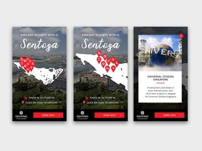 Resorts World Sentosa - Interactive Rich Media Ad