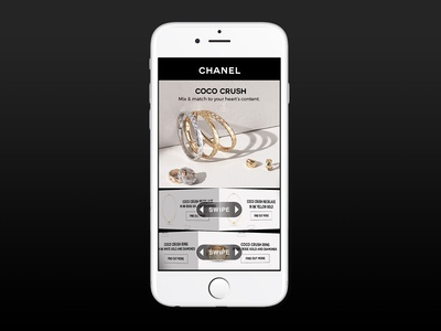 CHANEL - Interactive Rich Media Ad