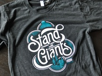 Stand with Giants T-Shirt