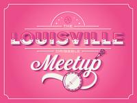 Louisville Dribbble Meet-up