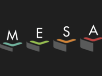 Mesa Card front