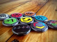 Mesa Buttons