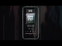 Daily UI 009 : Music Player