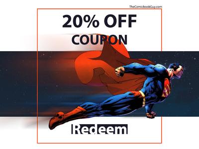 Daily UI 61 : redeem coupon