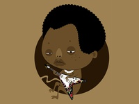 Jimi baby hendrix