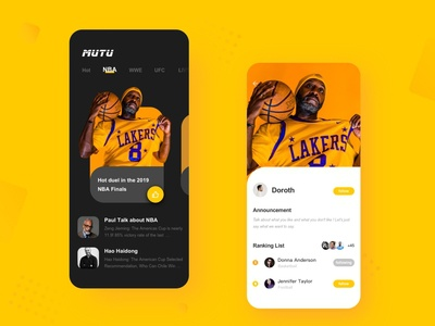 App-Basketball-Nba Finals