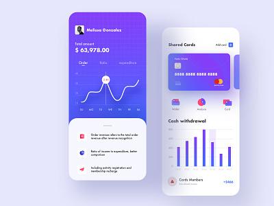 fund management icon ui iphone x app ios design