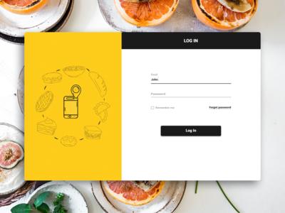 Foodna -  App Management Dashboard
