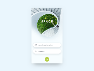 Sign up dailyui app iphone ios mobile munich experience interface ui ux login signup