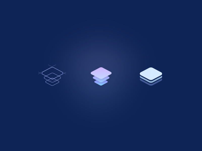 Fundstack Logo Evolution
