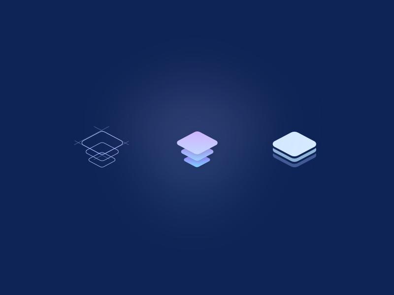 Fundstack Logo Evolution