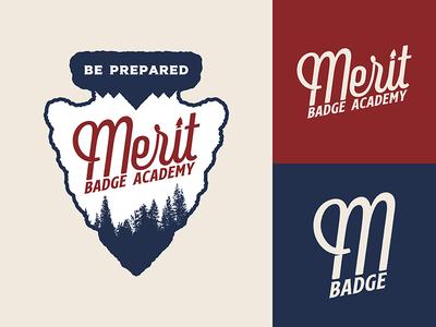 Merit Badge Academy Badge