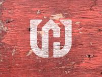 W + H + House Monogram