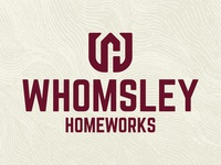 Whomsley Logo Vertical