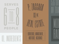 Raceband: New typeface