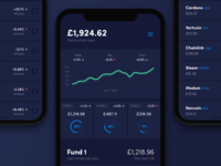 Cryptocurrency Fund Tracker