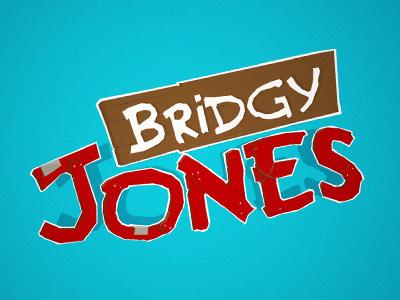 Bridgy Jones logo game ios iphone ipad fun bridgy jones