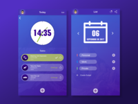 Prop 4 a schedule app