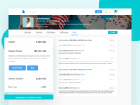 Wallet Redesign - Busy