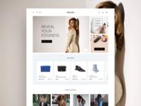 Preluxo - Fashion Ecommerce Website