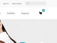 Rocoo - WordPress theme