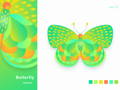 Butterfly three